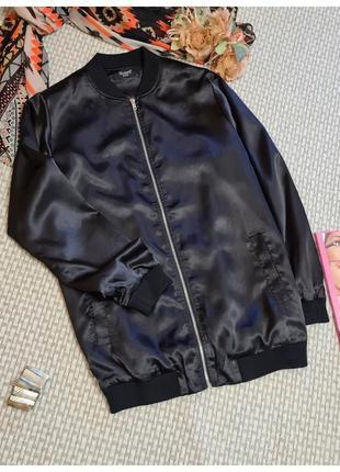 Легкий удлиненный бомпер/куртка sisters point