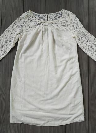 Платье цвета айвори old navy оригинал