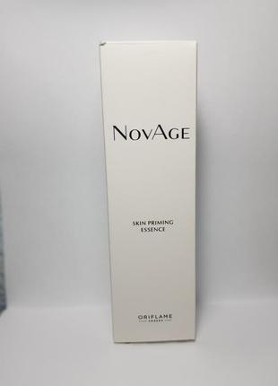 Увлажняющая эссенция для лица novage.