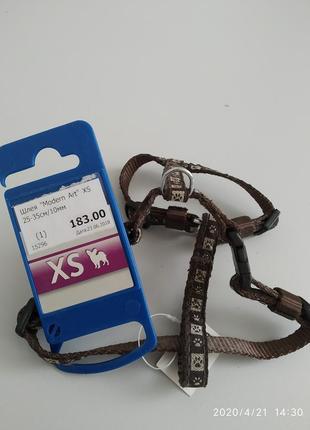Шлея для собак xs