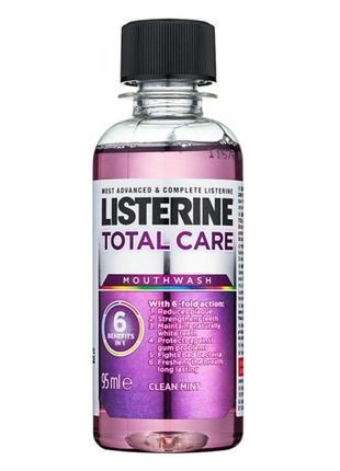 Listerine ополаскиватель для полости рта 🧞♀️