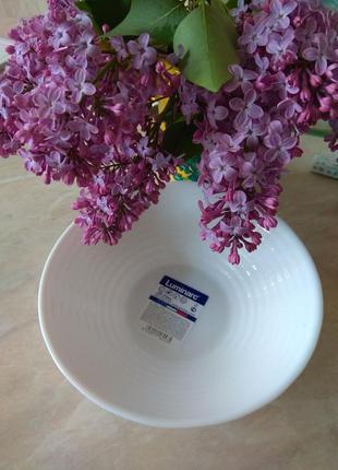 Салатники ,  тарелки глубокие  luminarc