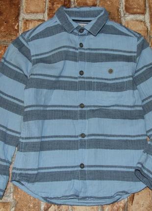Рубашка 4 - 5 лет rebel  мальчику