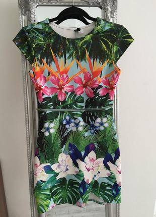 Платье сарафан hm