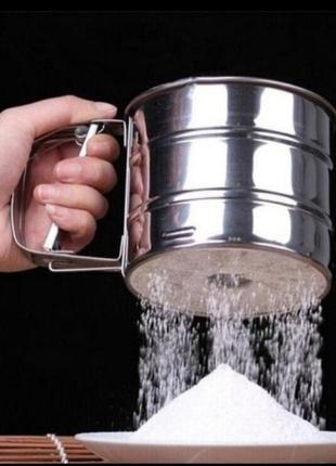Чашка для муки.