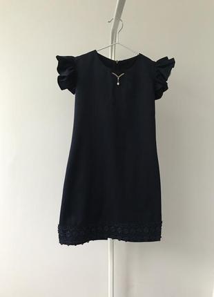 Платье 133/140 см