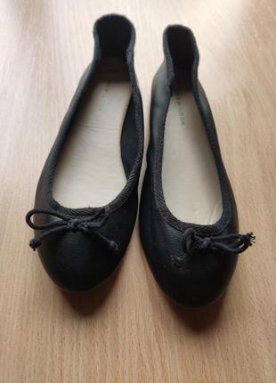 Нові балетки new look.