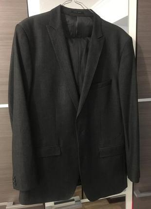 Брючный костюм zara мужской на л/хл (42)
