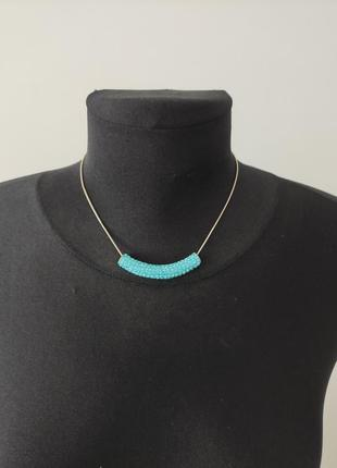 Цепочка, колье ожерелье
