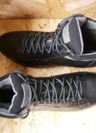 Ботинки мужские спортивные великаны зима большие размеры