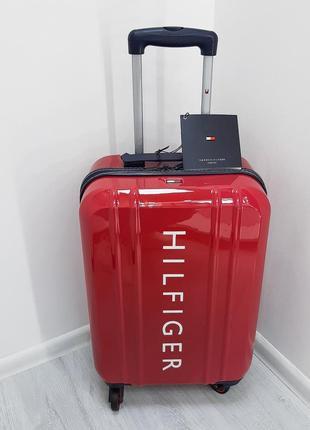 Tommy hilfiger чемодан оригинал