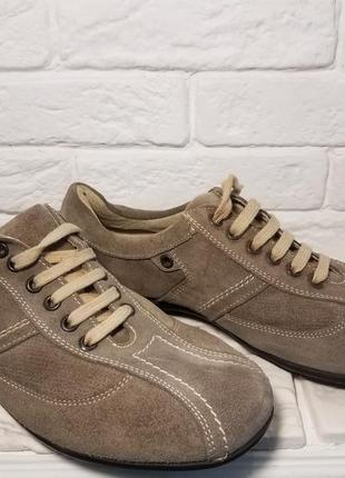 Мужские туфли кожа