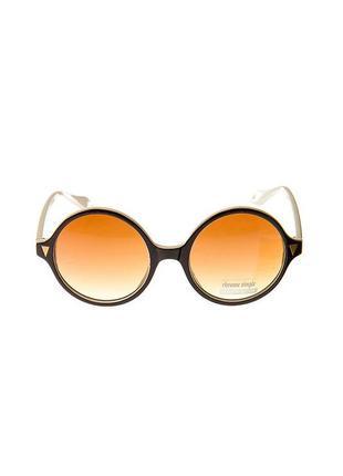 Новые актуальные женские солнцезащитные очки круглой формы
