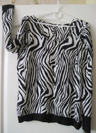 Красивая и воздушная кофточка блузка блуза