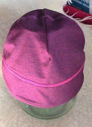 Спортивный комплект ветровка и шапка серии актив на байке от tchibo германия4 фото