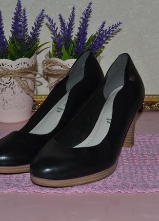 Р. 38 - 25 см. новые! офисные, деловые туфли. no stress