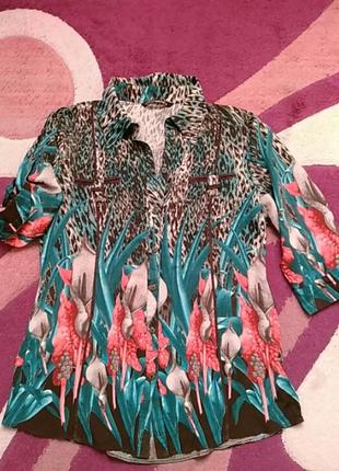 Обалденная рубашка-блуза