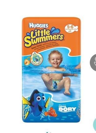 Підгузники для плавання huggies
