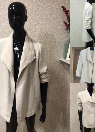 Жакетик лён/cotton идеал м