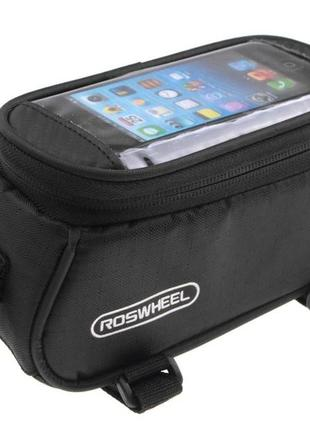 Сумка roswheel під смартфон t12496l-ca5 black