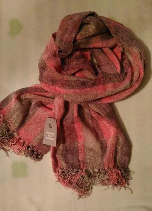 Красивый шарфик tu
