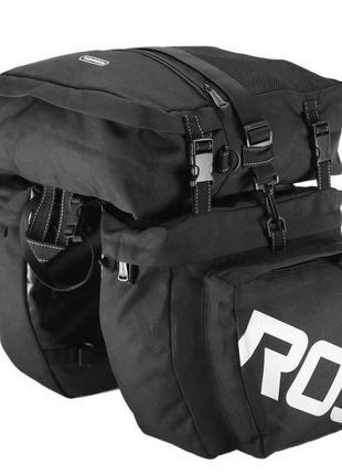 Сумка roswheel на багажник 14892-a black