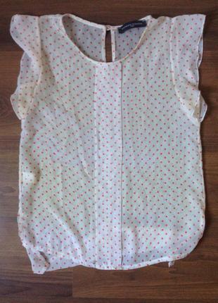 Блуза sandro ferrone