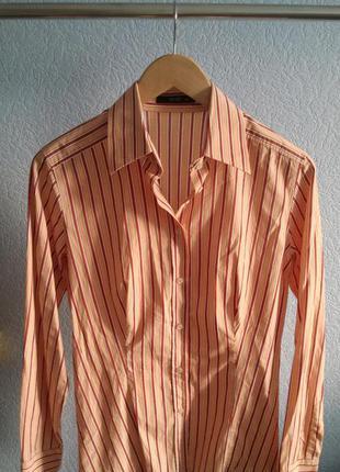 Солнечная рубашка премиум бренда etro, италия.