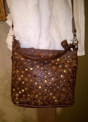 Крутая сумочка кросс-боди