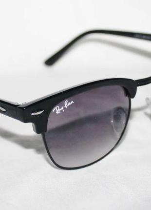 Очки ray ban clubmaster 3016