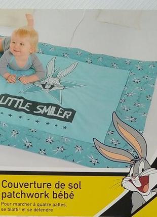 Коврик-одеяло детское для игр