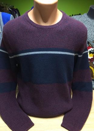 Полосатый свитер tom tailor