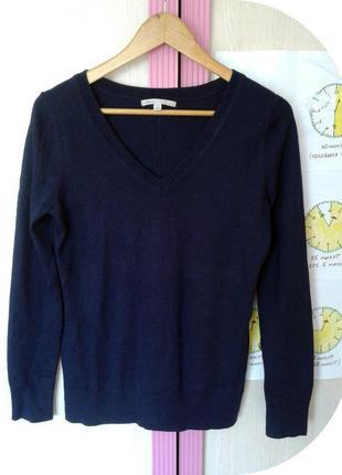 Каждодневный базовый свитер от gap шерсть 10 m