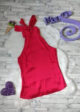 Блуза zara basic женская красная