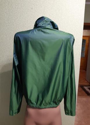 Ветровка блузка хамелион3 фото