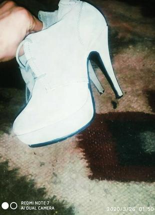 Ботинки ботиночки туфли весна весеннее