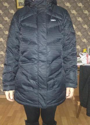 Спортивная пуховая куртка termit