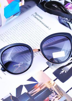 Фирменные красивые очки katrin jones polarized