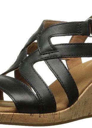 Размер 38,5. босоножки rockport briah caged sandal. кожа.оригинал.