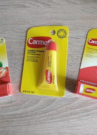 Carmex гигиеническая помада