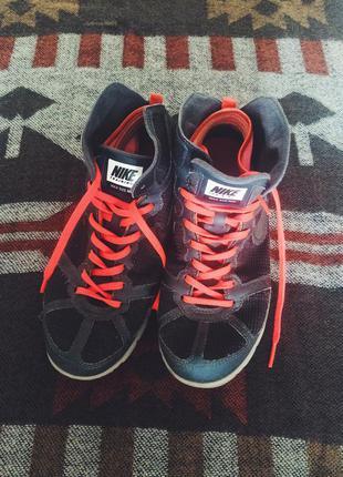 Nike кроссовки 38р
