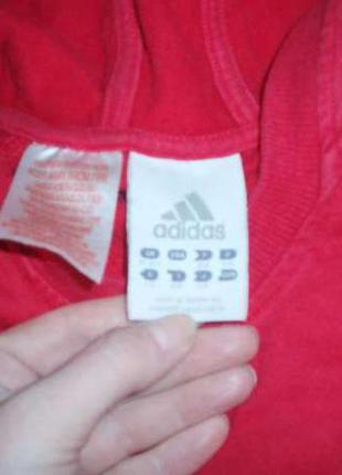 Adidas спортивная кофта. толстовка.