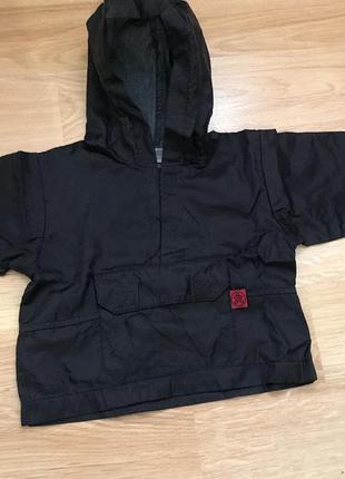 Курточка ветровка анорак