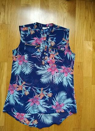Літня блуза для дівчинки на ріст 152