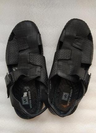 Мужские босоножки сандали vitto rossi