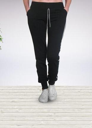 Женские спортивные штаны на манжетах. есть размеры
