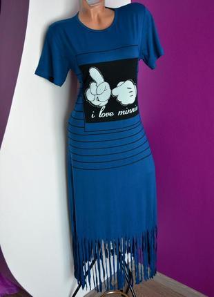 Легкое платье . удобная модель