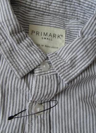 Рубашка короткий рукав с primark