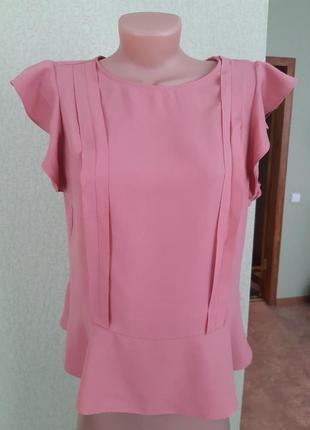 Блуза с боской