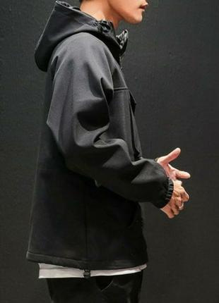 Анорак,ветровка с карманами, размер м
